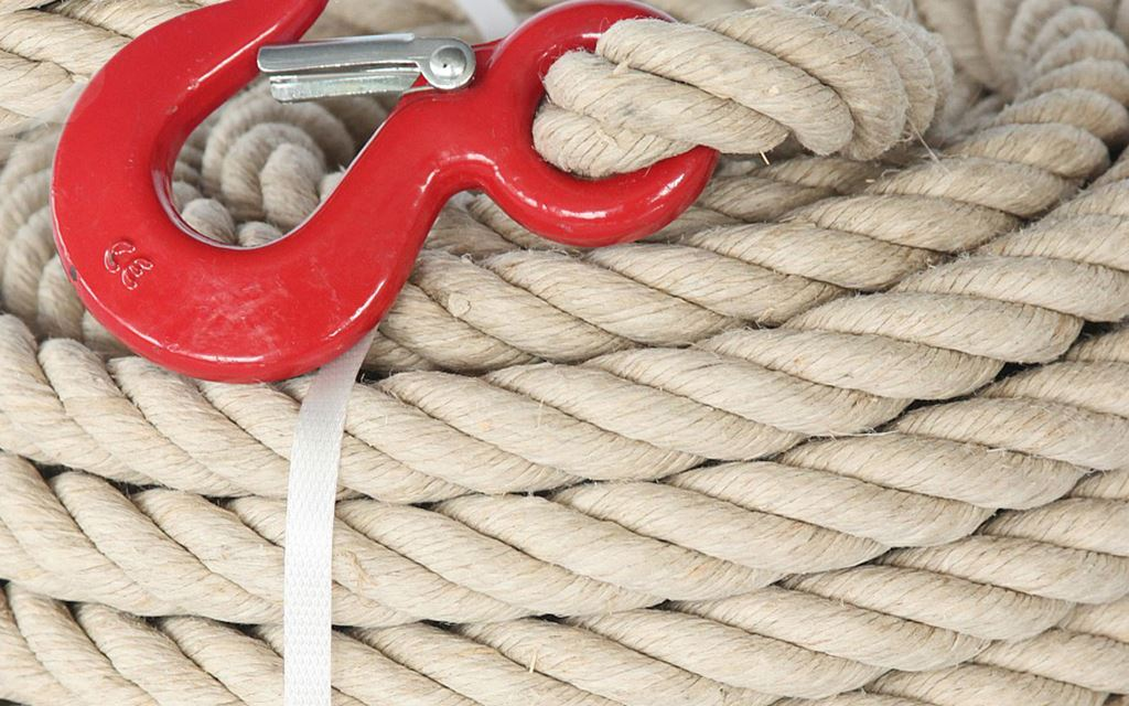 Rope craftmanship